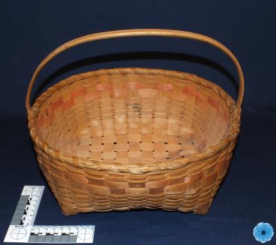 Basket, Food