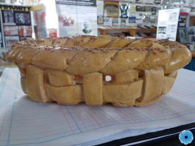 Basket, Bread Bowl