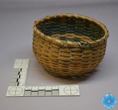 Basket, Mi'kmaq