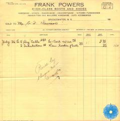 Frank Powers
