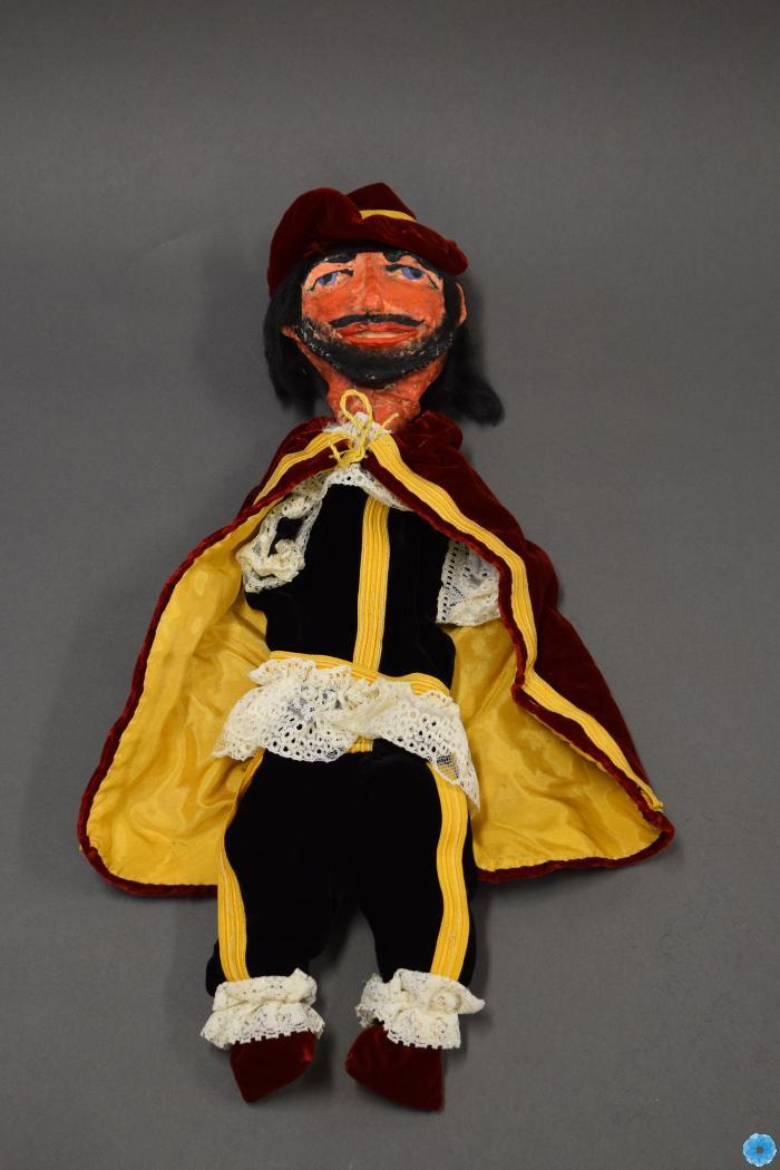 Puppet, Hand