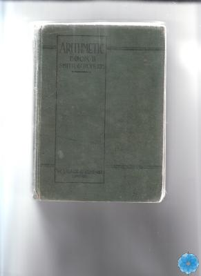 Arithmetic Book 2