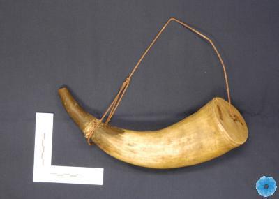 Horn, Powder