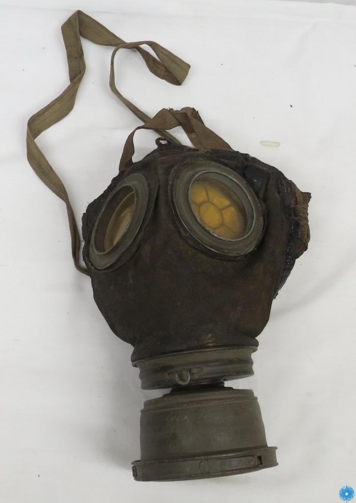 Mask, Gas