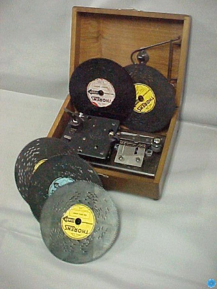 Box, Music