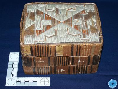 Box, Needlework