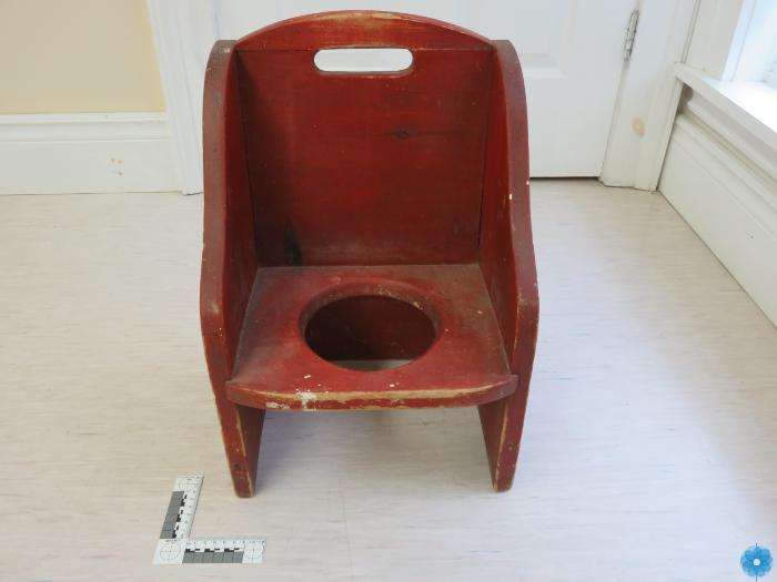 Chair, Potty