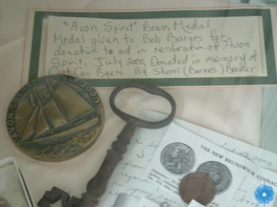 Avon Spirit Medallion