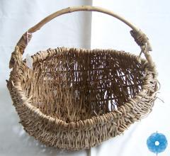 Basket, clam