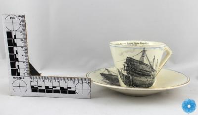 Set, Cup and Saucer