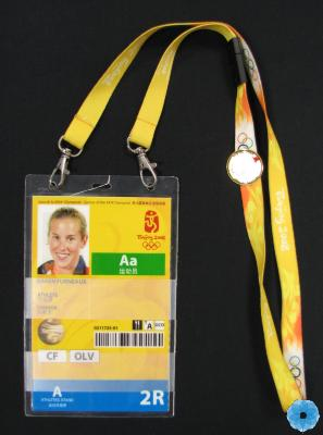 Badge, Identification