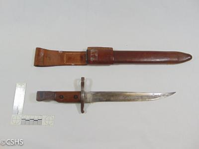Dagger, Bayonet