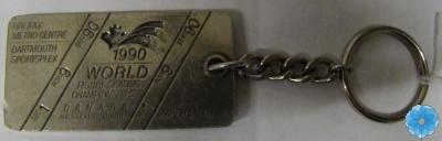 Chain, Key