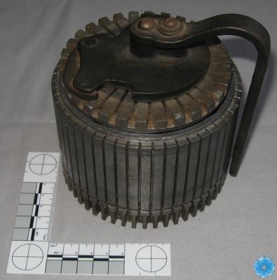 Cylinder, Knitting Machine