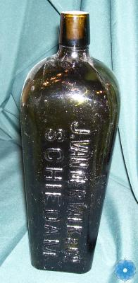 Bottle, Liquor