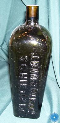 Bottle, Liquor